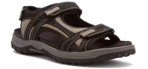 Drew Men's Warren - Morton's Neuroma Sandals