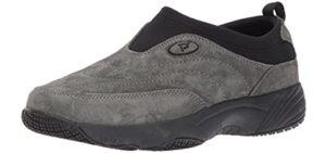 Propet Women's Wash n Wear - Washable Flat Feet Work Shoes