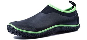 Tengta Women's Garden - Waterproof Gardening and Yard Work Shoes