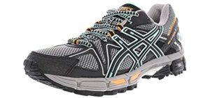 Asics Women's Gel-Kahana  8 - High Arch Support Trail Running Shoe