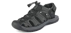 Dream Pairs Men's Adventurous - Sandals for Bunions and Flat Feet