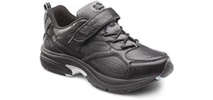 Dr. Comfort Women's Spirit - Orthopedic Walking Shoe