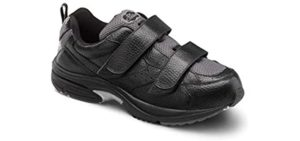 Dr. Comfort Men's Winner - Orthopedic Walking Shoe