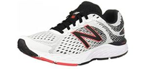 New Balance Men's 680V6 - Walking Shoe for Tailors Bunions
