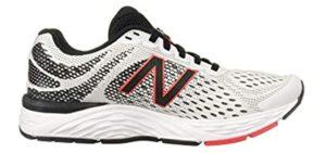 New Balance Cushioned Walking Shoe
