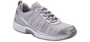 Orthofeet Women's Sandy - Orthopedic Walking Shoes