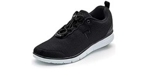 Propet Women's TravelFit - Walking Shoes for Edema