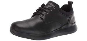 Propet Men's Vinn - Flat Feet Work Shoe