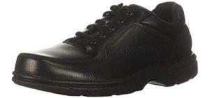 Rockport Men's Eureka - Wide Dress Diabetic Shoes