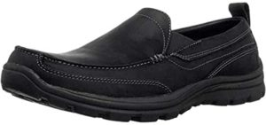 Skechers Men's Gains - Bad Knees Dress Shoes