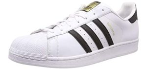 Adidas Men's Superstar - Athletic Sole Casual Dress Shoe