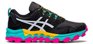 Asics Women's FujiTrabuco 8 GTX - Asics Waterproof Trail Running Shoes