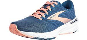 Brooks Women's Ravenna 11 - Heavy Weight Walking Shoes
