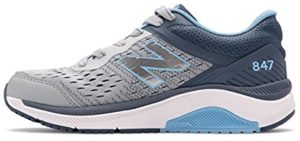 New Balance Women's MW847v4 - New Balance Morton's Neuroma Walking Shoe
