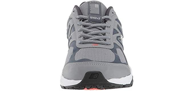 New Balance Women's W1540V3 - Optimum Control Walking Shoe for Obese Women