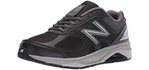 New Balance Men's M1540v3 - Overweight and Flat Feet Running Shoe