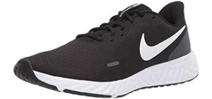 Nike Men's Revolution 5 - Overweight Choice of Running Shoes