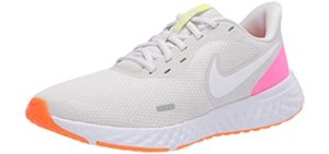 Nike Women's Revolution 5 - Overweight Choice of Running Shoes