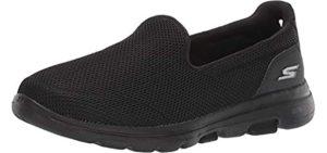 Skechers Go Walk Women's 5 - Durable Walking Shoes for Long Distances