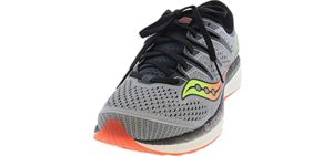 Saucony Men's ProGrid Triumph ISO 5 - Top Running Shoes for Supination