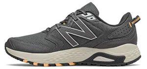 New Balance Men's MT410v7 - Trail Running Flat Feet Shoes