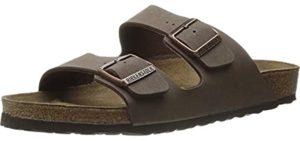 Birkenstock Men's Arizona - Soft Footbed Sandals for Turf Toe