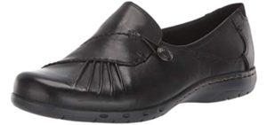 Rockport Women's Paulette - Casual Dress Shoes for Hallux Limitus