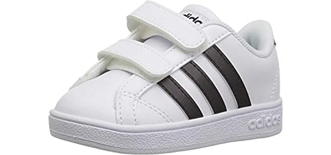 Adidas Baby's Baseline - Baby Sneakers for Walking