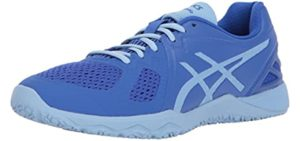 Asics Women's Conviction X - Asics Cross Training Shoes for CrossFit