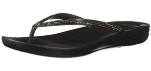 FitFlop Women's Iqushion - Arch Support Flip Flops