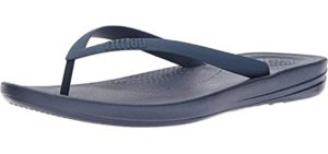 FitFlop Men's Iqushion - Arch Support Flip Flops