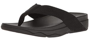 FitFlop Women's Surfa - Flip Flop for Arch Support