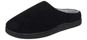 Hanes Women's Clog - Memory Foam Slippers