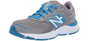 New Balance Boy's 680V6 - Running Shoe for Kids