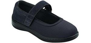 Orthofeet Women's Springfield - Morton's Neuroma Comfort Shoes