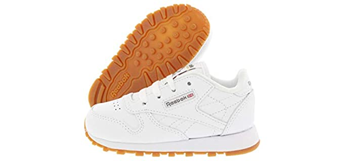 Reebok Baby's Classic - Walking Shoe for Baby