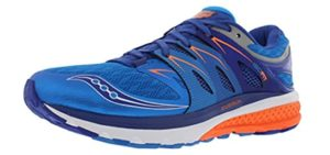 Saucony Men's Zealot ISO 2 - Running Shoes for Metatarsalgia Pain