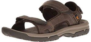 Teva Men's Langdon - Sporty Sandal for Tarsal Tunnel Syndrome