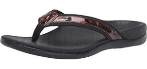 Vionic Women's Tide 2 - Arch Support Flip Flops
