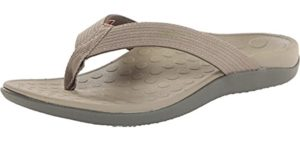 Vionic Women's Wave - Flip Flop for Arch Support