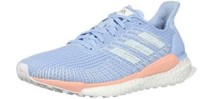 Adidas Women's Solarboost 19 - High Arches Running and Walking Shoe