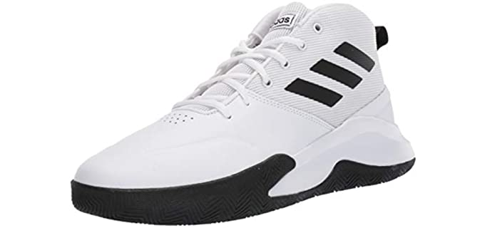 Adidas Men's OwnTheGame - Basketball Sneakers