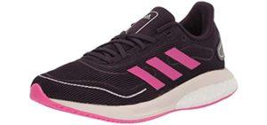 Adidas Girl's Supernova - Kids Running Shoe