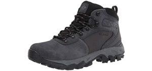 Columbia Men's Newton Ridge - Roofing Shoes