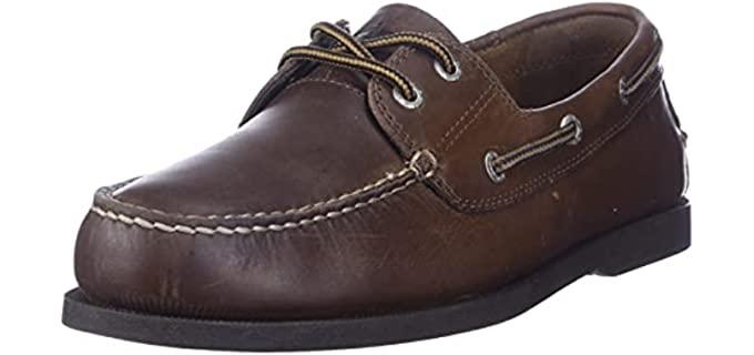 Dockers Men's Vargas - Leather Boat Shoes