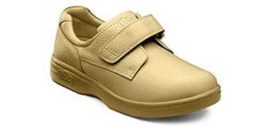 Dr. Comfort Women's Annie - Diabetic Extra Depth Shoe Lycra Velcro