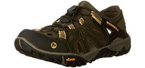 Merrell Women's Sieve - Trail Walking Water Shoes