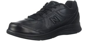New Balance Men's MW577 - Leather Walking Shoes