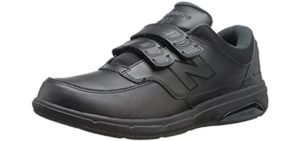 New Balance Men's 813V1 - Leather Walking Shoes