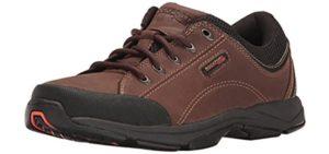 Rockport Men's Chranson - Leather Shoes for Walking